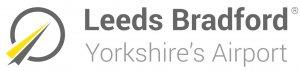 Leeds Bradford® Airport logo