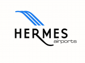 Hermes Airports logo