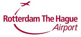 Rotterdam The Hague Airport logo