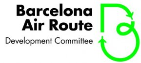 Barcelona Air Route Development Committee (BARDC) logo