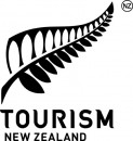 Tourism New Zealand logo