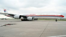 2014 - China Eastern Airlines - Inaugural