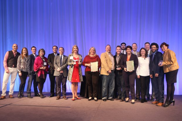 Routes Americas 2015 Marketing Awards