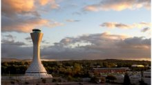 Edinburgh Airport ATC Tower