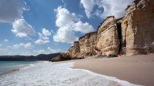 Beaches from Ras Al Had to Masirah island
