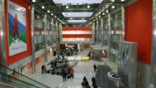 Sheremetyevo Inside Terminal