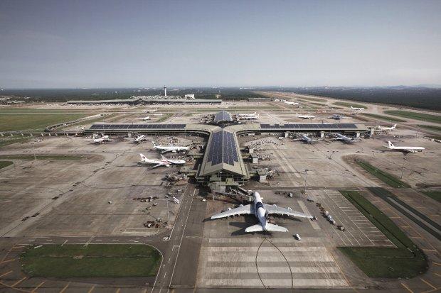Kuala Lumpur International Airport Klia Routesonline