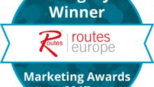 Routes Europe 2017 Category Winner