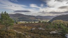 Braemar Landscape - Cairngorms National Park