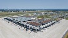 Berlin Brandenburg Airport from above 1