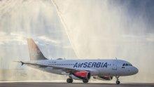 Air Serbia at Pulkovo Airport