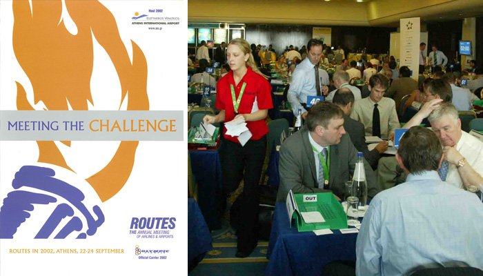 World Routes Athens 2002