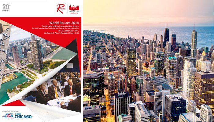 World Routes Chicago 2014