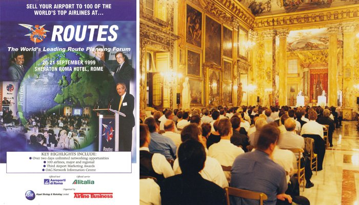 World Routes Rome 1999