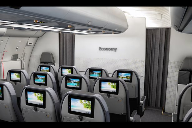 Thomas Cook Airlines Launch New Longhaul Cabin Product - Thomas cook us maps