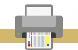 Printed diaries graphic