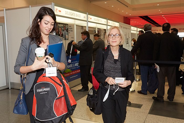 Delegate Bags Desk - Sponsorship