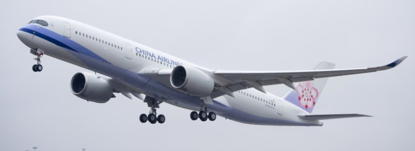 A350 - China Airlines
