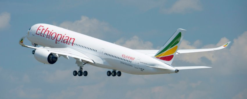 A350 -Ethiopian Airlines