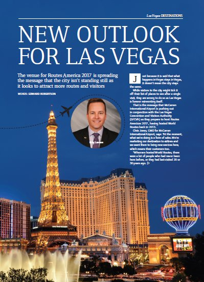 Routes News 7 Las Vegas