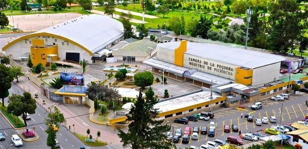 Quito venue
