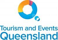 Tourism & Events Queensland logo