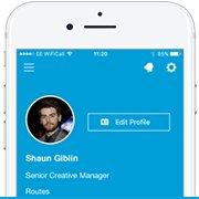 Event App Page - Profile