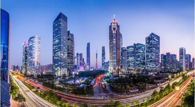 Guangzhou City picture