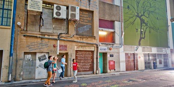 Brisbane greeter tours aboriginal