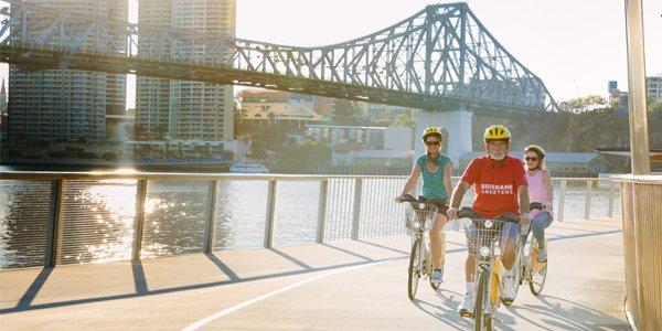 Brisbane Cycle Tours