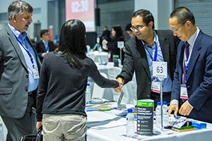 Routes Asia face-to-face meetings