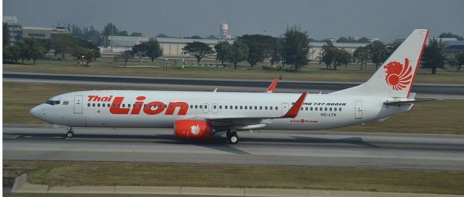 thai lion aircraft
