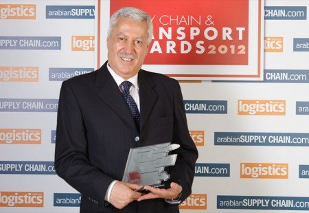 Photos: supply chain and transport awards 2012 winners.