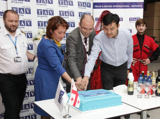 Batumi Airport starts to host 8 new destinations of SkyBus Airlines