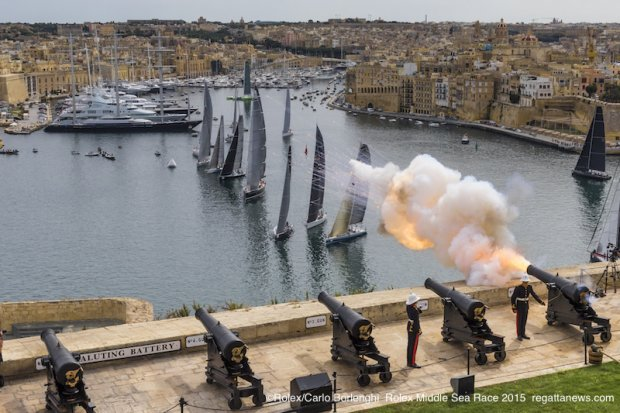 Air Malta Appointed Preferred Airline for the Rolex Middle Sea Race