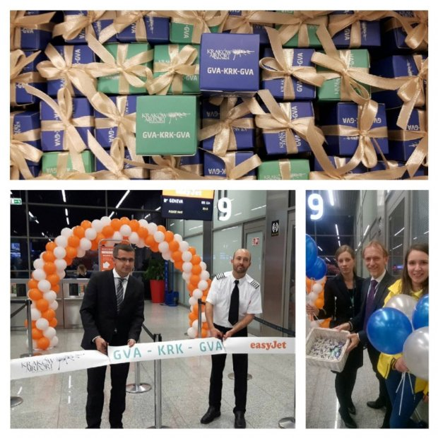 Geneva (GVA) – opening of a new route from Kraków!