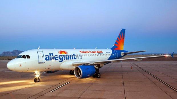 Pittsburgh International Airport, Allegiant Announce Tenth Nonstop Destination