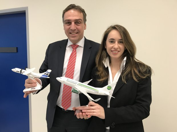 Germania signs codeshare agreement with Sky Express