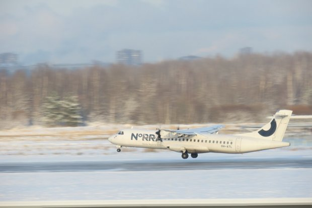 Finnair to increase the frequency of flights from Pulkovo Airport
