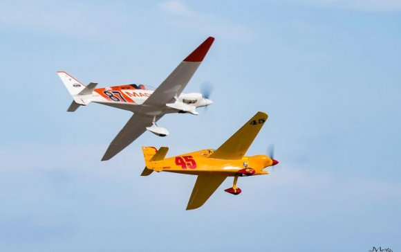 "Air Race 1 World Cup ""integral"" to Thai tourism :: Routesonline"