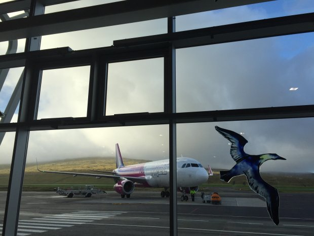 Faroe Islands airport now fourth biggest airport in the Danish Kingdom