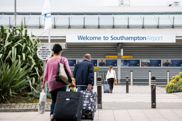 Southampton Airport celebrates another busiest summer on record