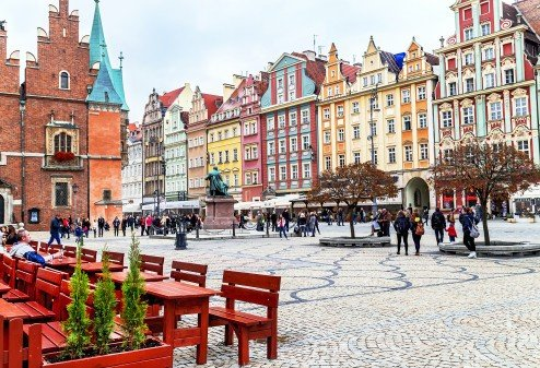 New direct route to Wroclaw from Göteborg Landvetter