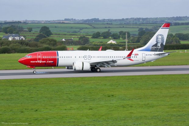 Europe's Newest Aircraft Lands At Cork Airport