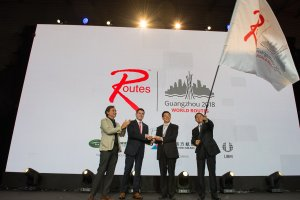 World Routes aviation forum handed over to Guangzhou
