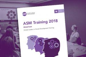 ASM launches 2018 Americas training program