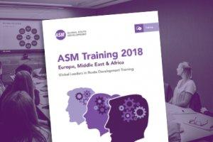 ASM launches 2018 EMEA training programme