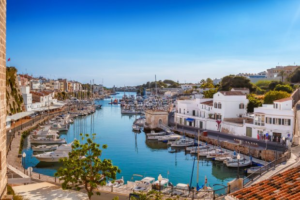 Southampton Airport announces new route to Menorca with TUI