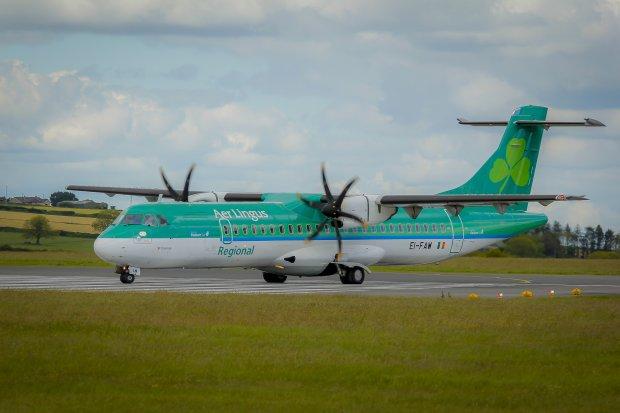 AER LINGUS REGIONAL UNVEILS CORK AIRPORT SUMMER 2018 OPERATIONS