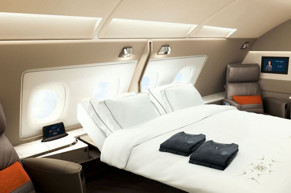 Singapore Airlines ups A380 luxury with $850m cabin makeover ...